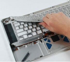 Apple Macbook Keyboard Replacement Service